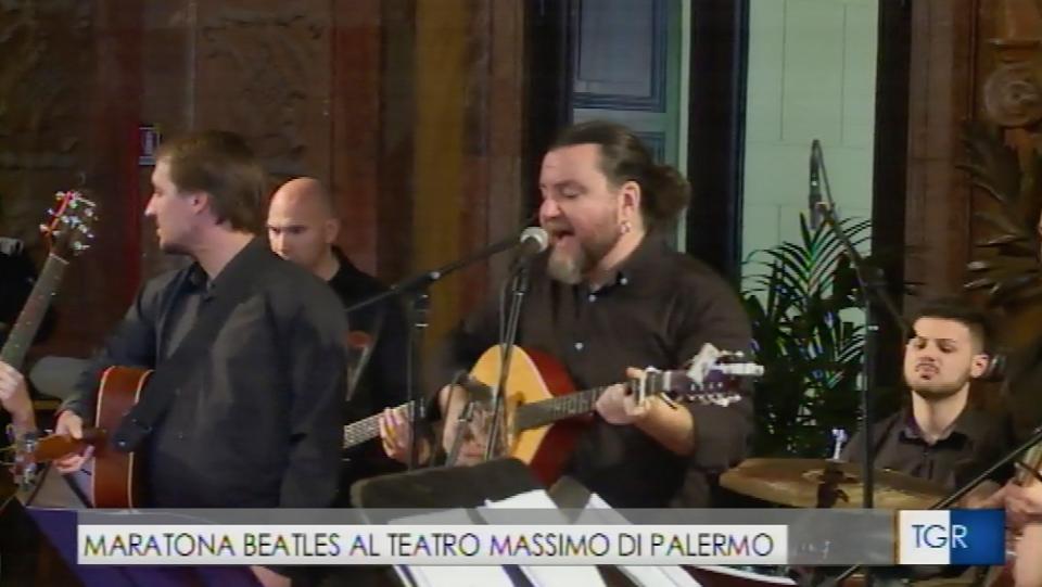 Maratona Beatles al Teatro Massimo di Palermo