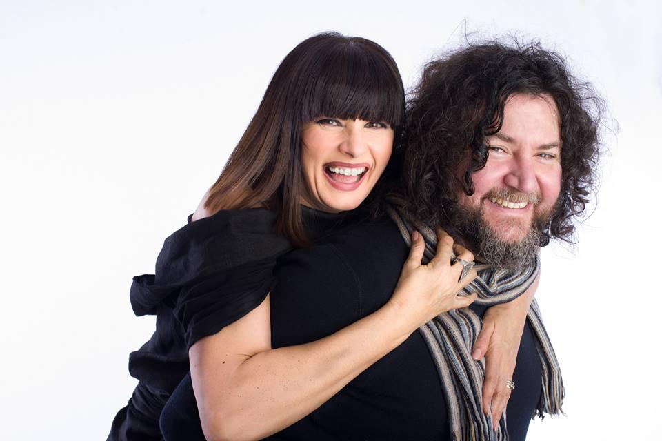 Silvia Mezzanotte e Riccardo Russo